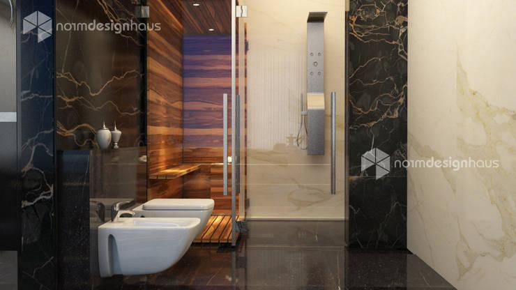 bathroom, design, interior design malaysia:  Bathroom by Norm designhaus
