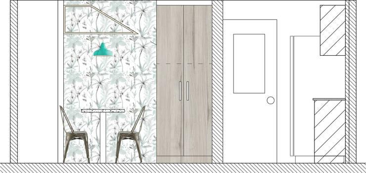 by Estudio Arquitectura y construccion PR/ Arquitectura, Construccion y Diseño de interiores / Santiago, Rancagua y Viña del mar