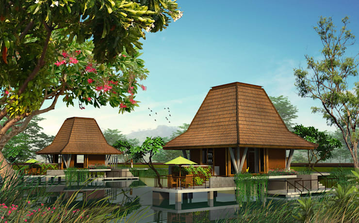 Hotels by Mandalananta Studio,