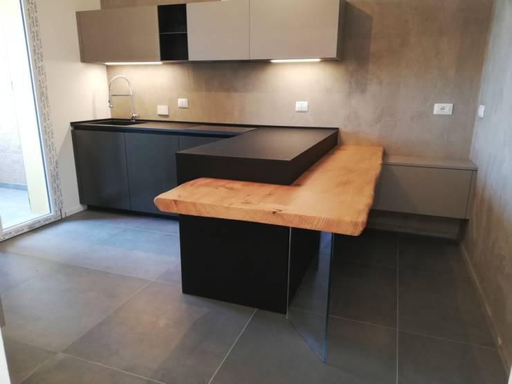 Cucina di design Arrital realizzata da A di Aguzzoli ...