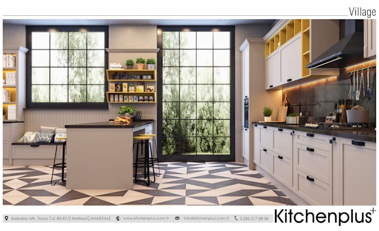 Kitchen by Kitchenplus