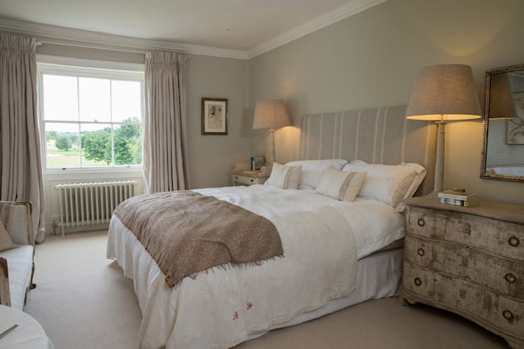 Bedroom by CLPM Ltd Construction Project Consultancy