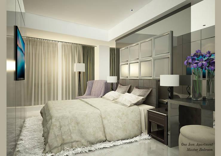 Apartemen:   by HGW Interior