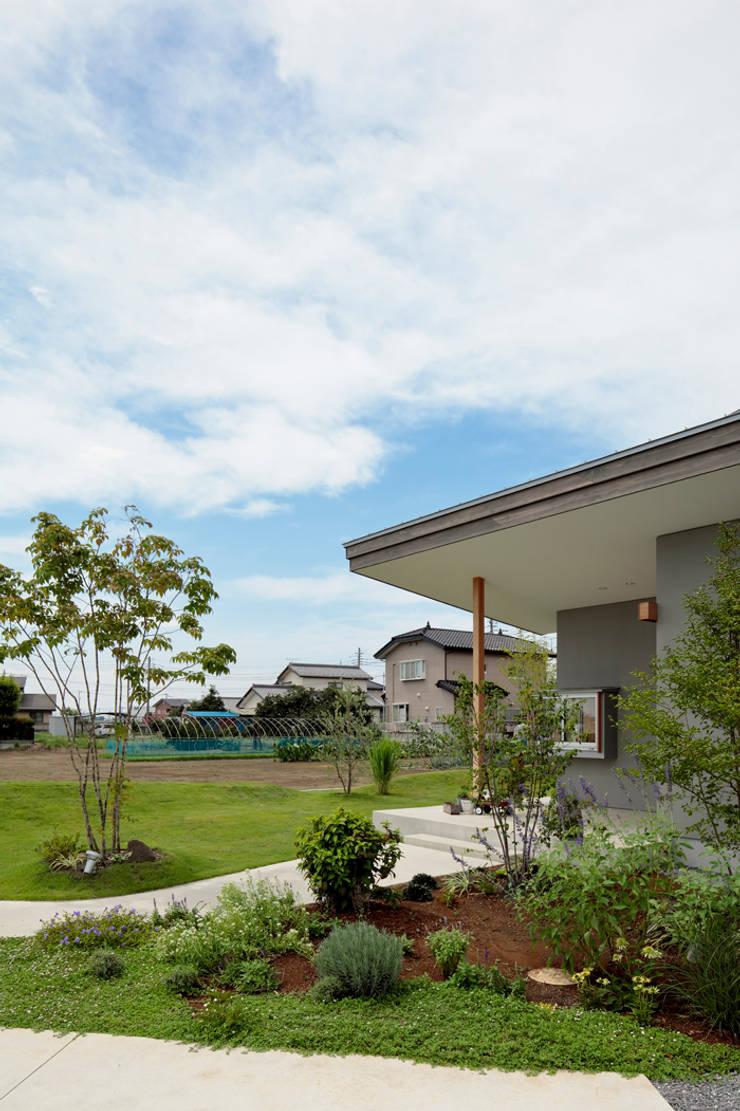 庭院 by arc-d, 簡約風