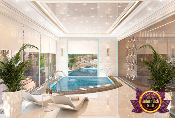 "Grandest Relaxing Indoor Swimming Pool: {:asian=>""asian"", :classic=>""classic"", :colonial=>""colonial"", :country=>""country"", :eclectic=>""eclectic"", :industrial=>""industrial"", :mediterranean=>""mediterranean"", :minimalist=>""minimalist"", :modern=>""modern"", :rustic=>""rustic"", :scandinavian=>""scandinavian"", :tropical=>""tropical""}  by Luxury Antonovich Design,"