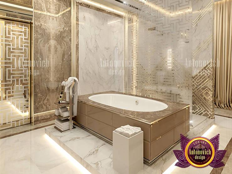 "Splendid Spacious Bathroom Interior: {:asian=>""asian"", :classic=>""classic"", :colonial=>""colonial"", :country=>""country"", :eclectic=>""eclectic"", :industrial=>""industrial"", :mediterranean=>""mediterranean"", :minimalist=>""minimalist"", :modern=>""modern"", :rustic=>""rustic"", :scandinavian=>""scandinavian"", :tropical=>""tropical""}  by Luxury Antonovich Design,"