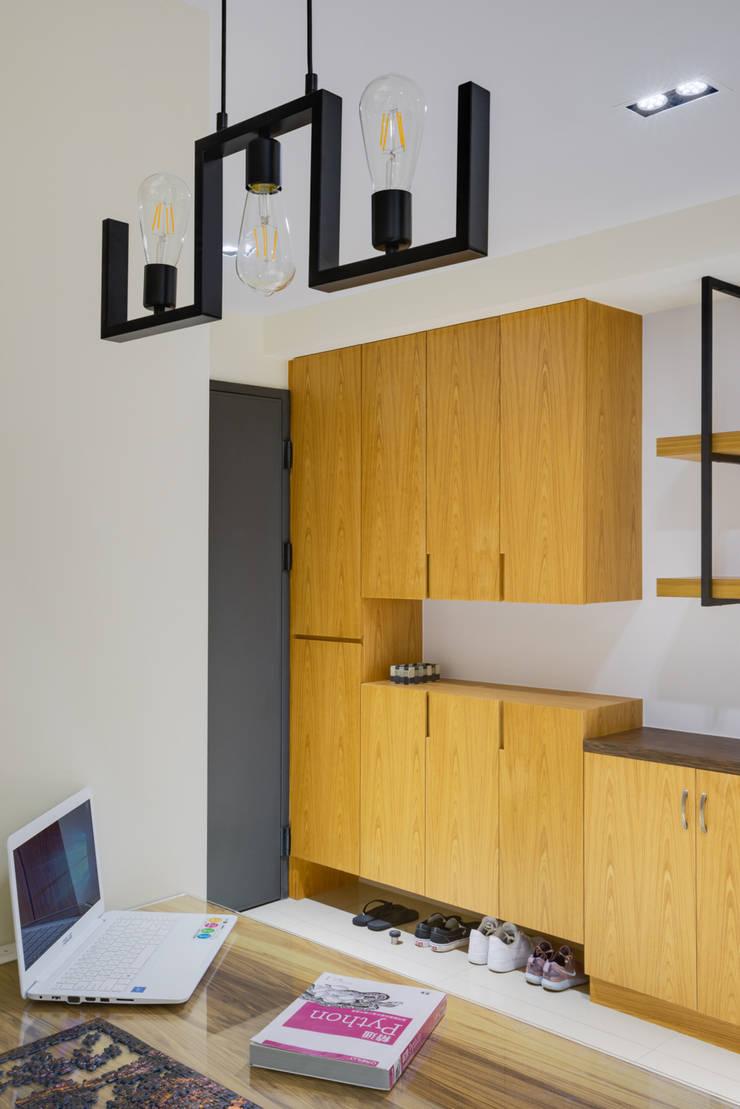 Столовые комнаты в . Автор – 築室室內設計,