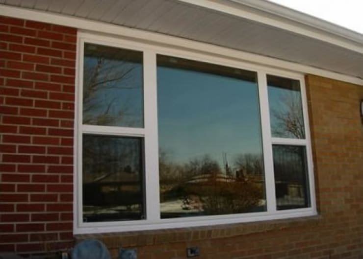 Amerimax Vinyl Replacement Windows:  Offices & stores by 303 Windows