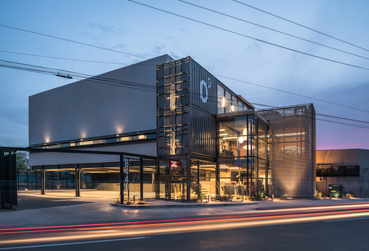by HADVD Arquitectos Industrial