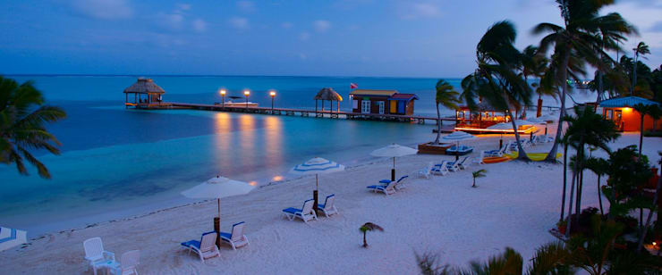 Ambergris Caye:  Bungalows by LX Belize Real Estate