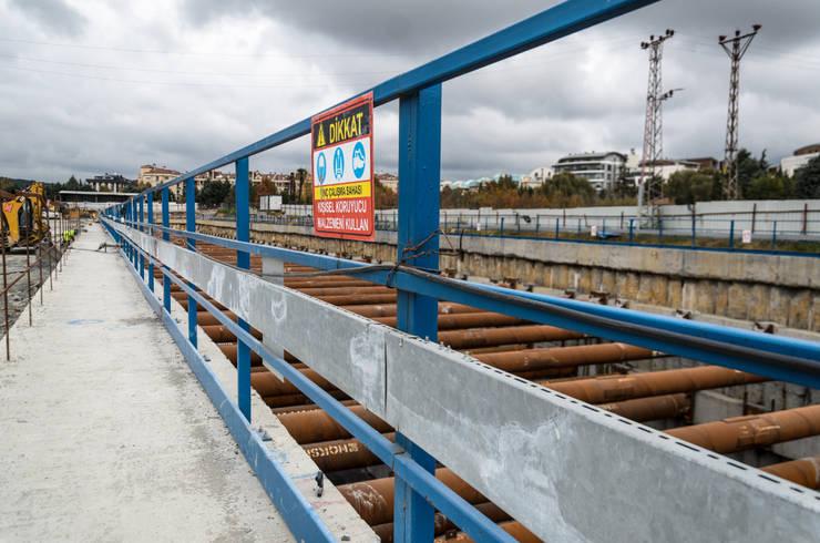 by Bayrakcı İnşaat Metal San. ve Tic. Ltd. Şti.