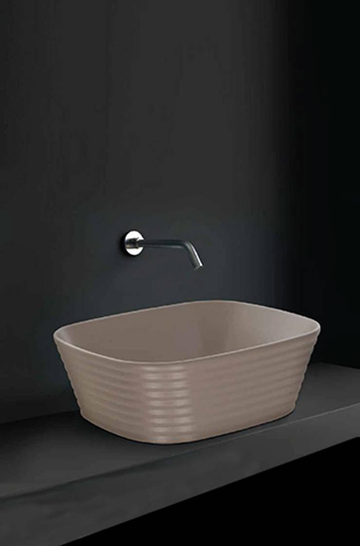 Baños de estilo  de queobathrooms