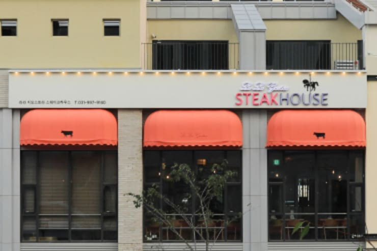LA LA GIOSTRA (steak house): AVANT DESIGN GROUP의