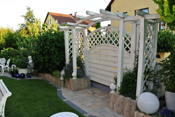 Edelstahldesign Vorher - Nachher:   von Edelstahl Atelier Crouse - individuelle Gartentore