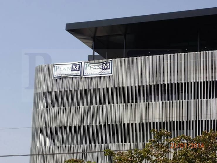 ปรับปรุงสำนักงานพูนทรัพย์ ดินแดง:  อาคารสำนักงาน by plan mission project
