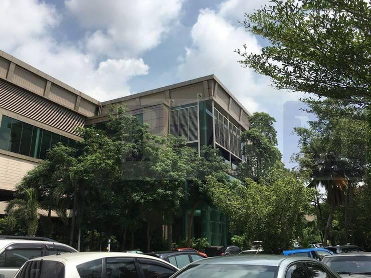 ติดตั้งแผงบังแดดอลูมิเนียม โรงแรมรามาการ์เดนส์:  โรงแรม by plan mission project
