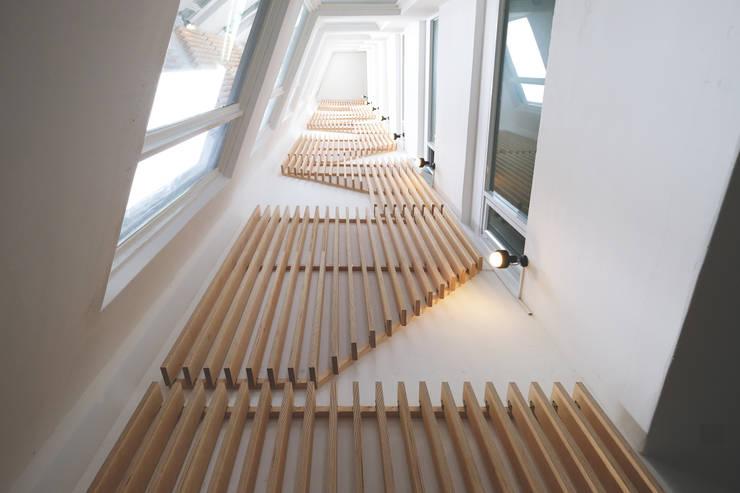 동소문동 오피스텔 더에이트: 오파드 건축연구소의  주방