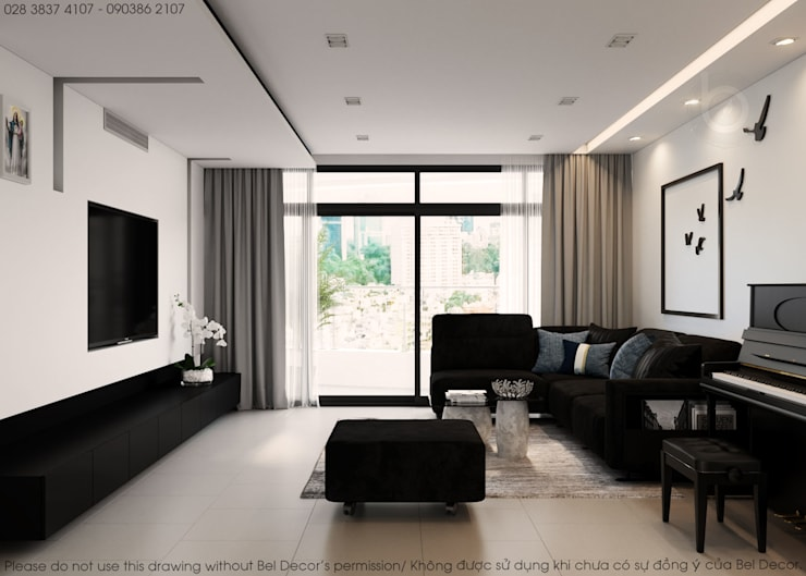 HO1852 Apartment - Bel Decor:   by Bel Decor