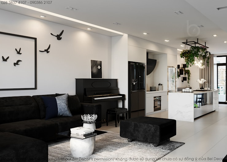 HO1852 Apartment – Bel Decor:   by Bel Decor