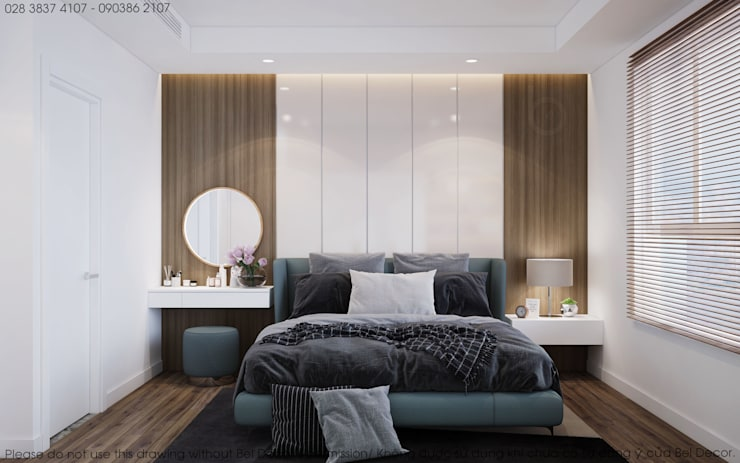 HO1885 Apartment – Bel Decor:   by Bel Decor