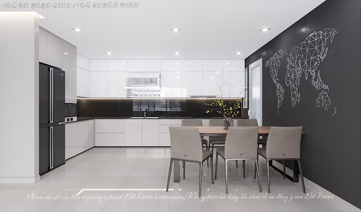 HO1887 Apartment – Bel Decor:   by Bel Decor