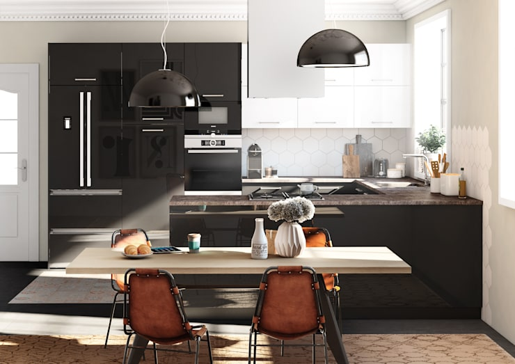 Kitchen by TPC Cocinas