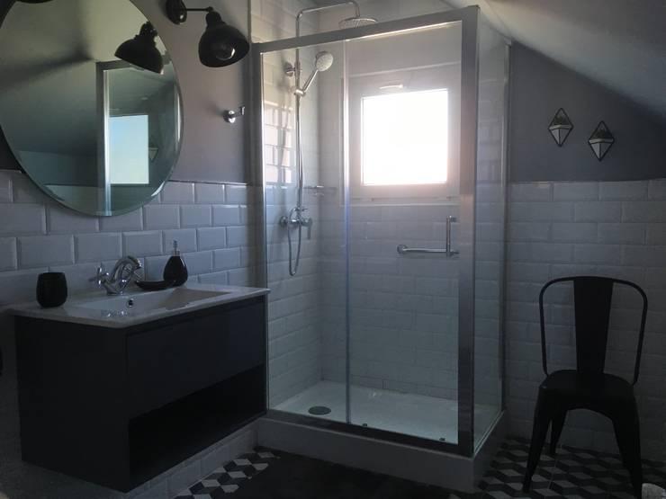REMODELACION:  de estilo  por R-Innovare / Diseño de interiores y Arquitectura / Santiago y Viña del mar