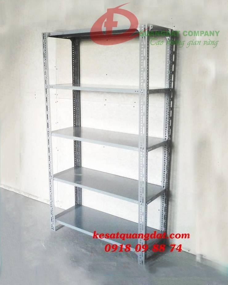 Kệ sắt V lỗ : SVL51:  Văn phòng & cửa hàng by Kệ Sắt Quang Đạt
