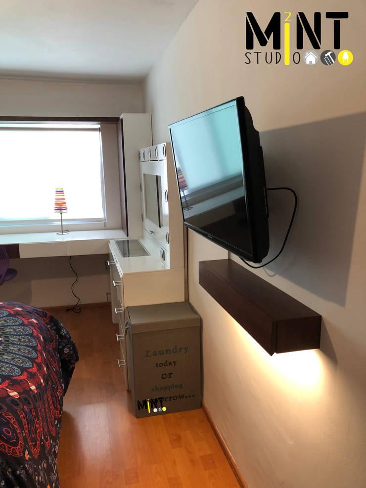 Bedroom by 2 MINT STUDIO