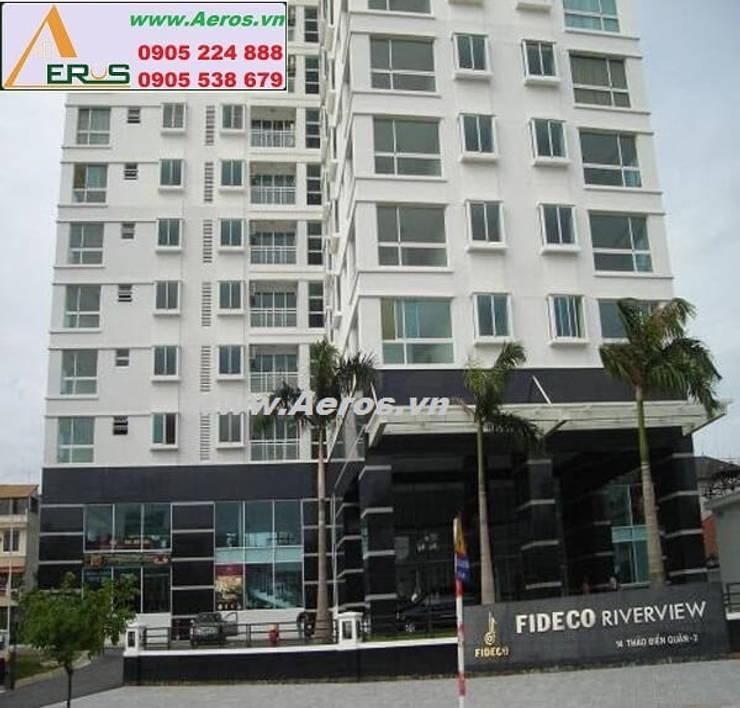 Tòa nhà văn phòng by xuongmocso1