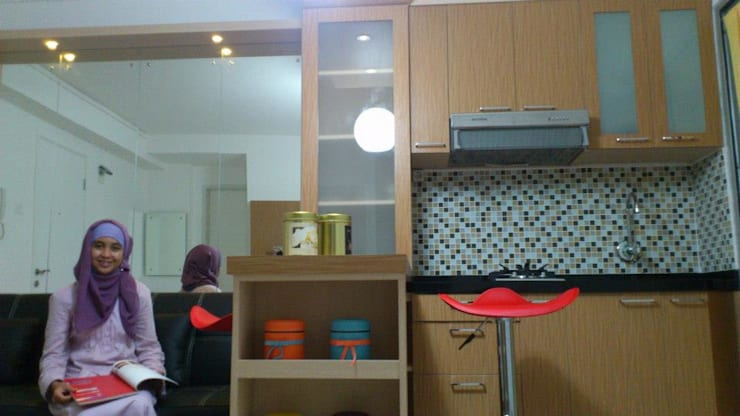 Small kitchens by PT Solusi Eka Optima