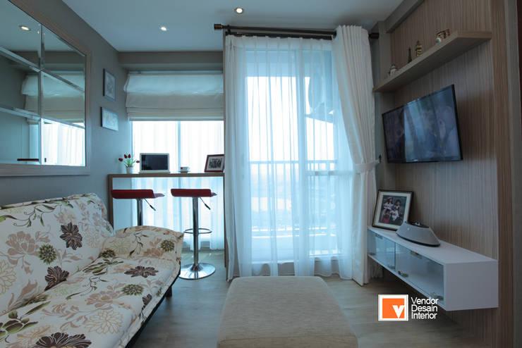 Ruang Utama :  Ruang Keluarga by PT Solusi Eka Optima