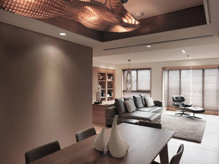 FRAME:  餐廳 by 形構設計 Morpho-Design