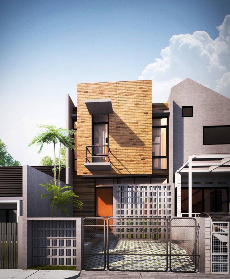 AS HOUSE:   by GUBAH RUANG studio