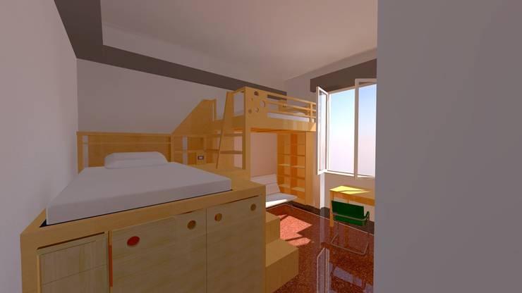 Immagine del progetto definitivo:  in stile  di Daniele Arcomano