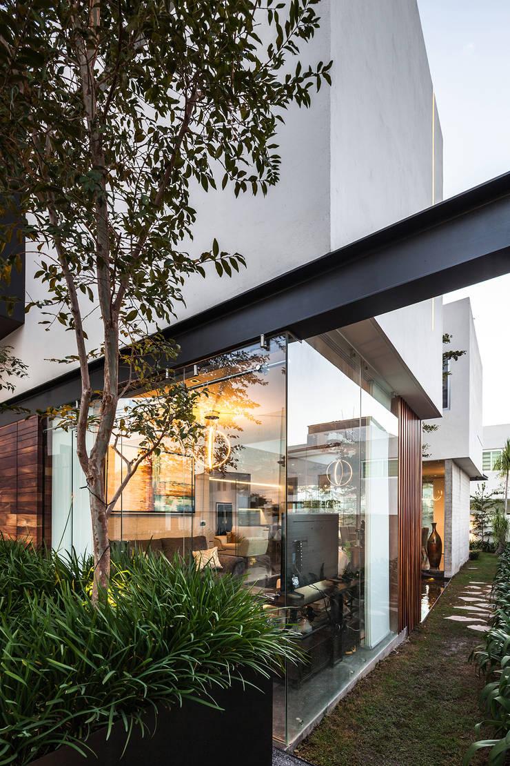 Maisons de style  par 21arquitectos,