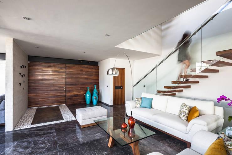 Salon de style  par 21arquitectos,