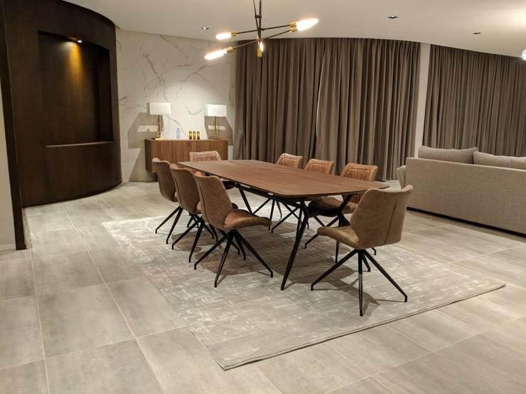 غرفة السفرة تنفيذ FN Design