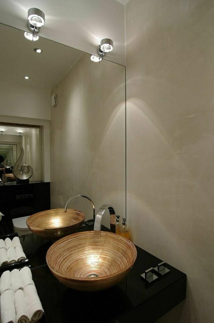 Gästebad:  Badezimmer von schüller.innenarchitektur