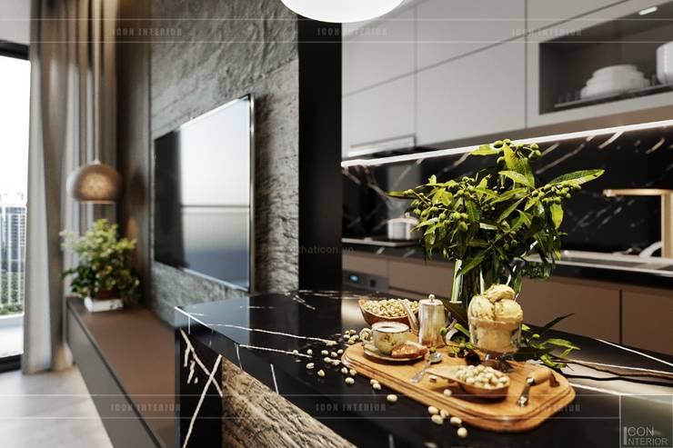 Cocinas de estilo  de ICON INTERIOR,