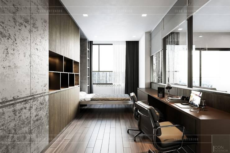 Dormitorios de estilo  de ICON INTERIOR,