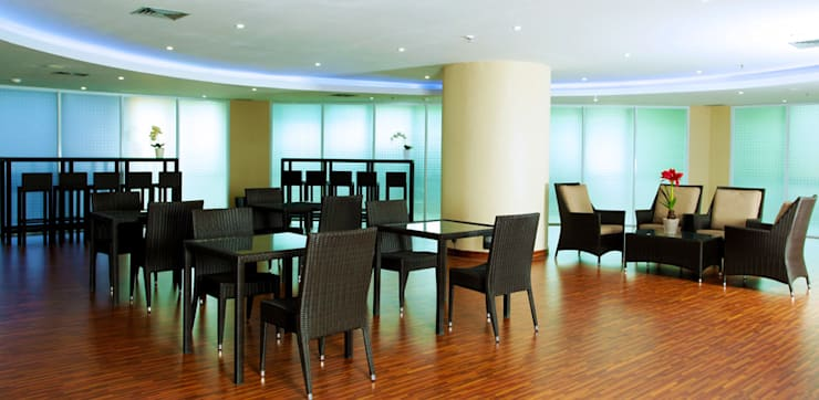 BPH MIGAS :  Dining room by PT Graha Vilato Kreasindo