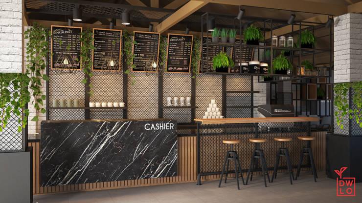 Mudita Riverside:  Restoran by Dwello Design
