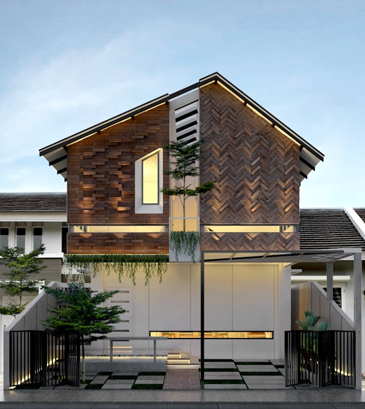TSforTC House :  Rumah tinggal  by Abil Architect