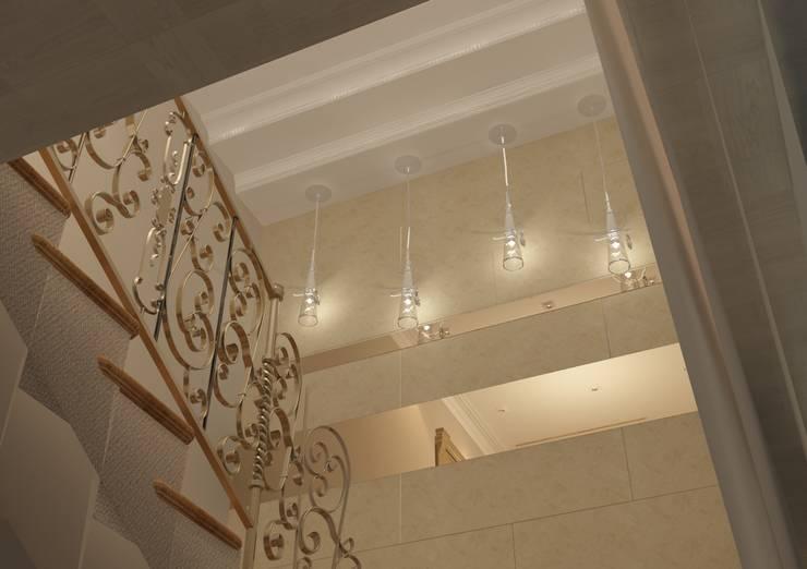 Stairs by Дизайн интерьера в Калининграде. 4LifeDesignStudio