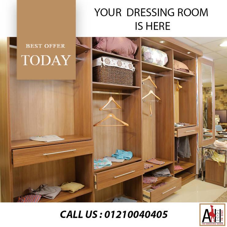 دريسنج روم -درسينج رووم -غرفة ملابس -غرف ملابس -dressing room:  غرفة الملابس تنفيذ ALL IN One