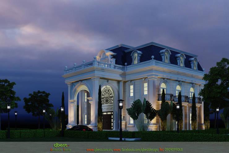 Villas by Công ty TNHH Thiết kế và Ứng dụng QBEST,