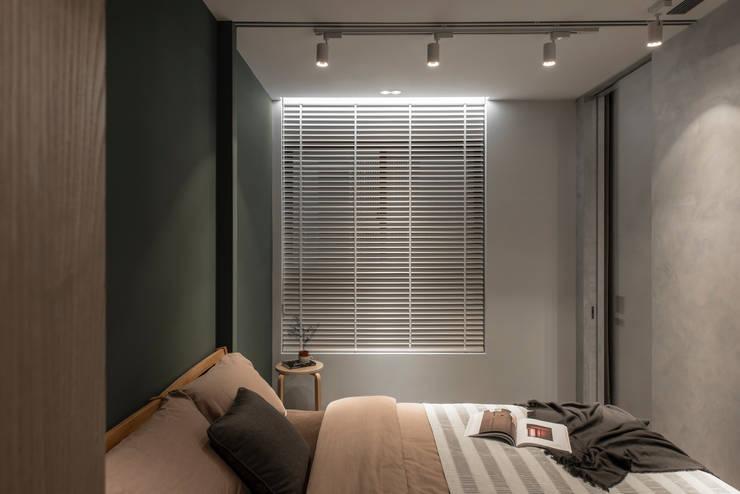 room:  臥室 by 湜湜空間設計