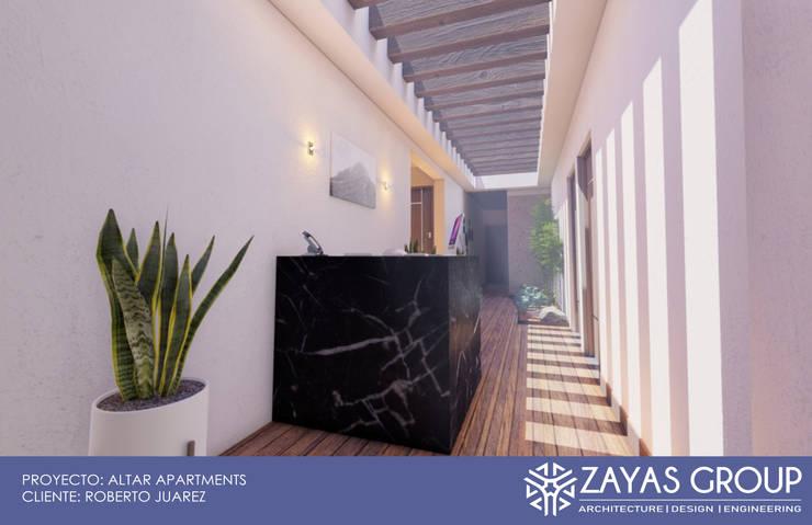 書房/辦公室 by Zayas Group