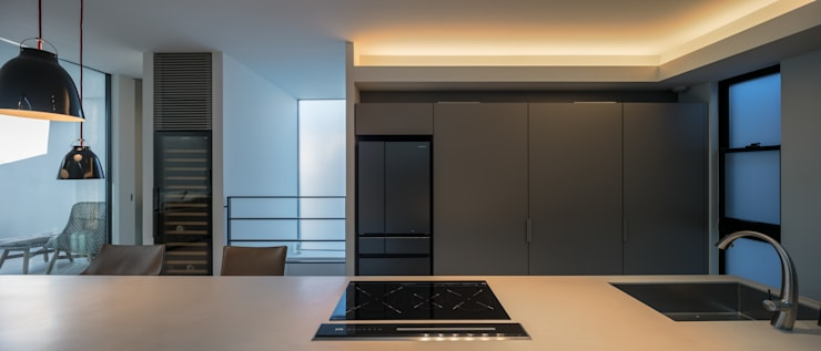 Modern style kitchen by エスプレックス ESPREX Modern